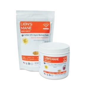 Mushroom Matrix Lion's Mane | Bulu Box sample superior vitamins and supplements