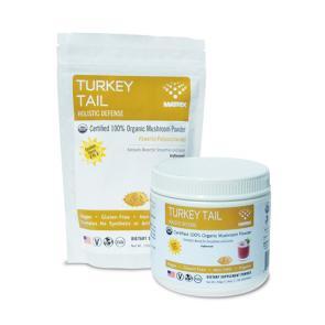 Mushroom Matrix Turkey Tail  | Bulu Box sample superior vitamins and supplements