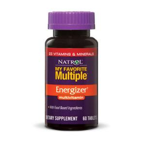 Natrol My Favorite Multiple Energizer | Bulu Box - sample superior vitamins and supplements
