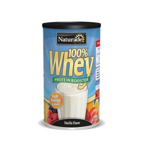 Naturade 100% Whey Protein - Vanilla | Bulu Box - sample superior vitamins and supplements