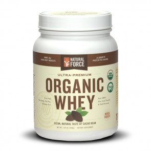 Natural Force Organic Whey | Bulu Box Sample Superior Vitamins and Supplements