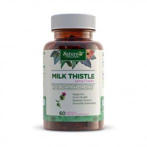 Nature's Wellness Market - Milk Thistle | Bulu Box - sample superior vitamins and supplements