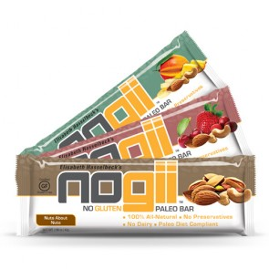 NoGii Paleo Bar Nuts About Bars Group | Bulu Box - sample superior vitamins and supplements