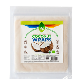 NUCO Organic Coconut Wraps | Bulu Box - sample superior vitamins and supplements