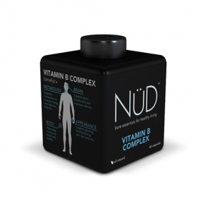 NUD - Vitamin B Complex | Bulu Box Samples Superior Vitamins, supplements and healthy snacks