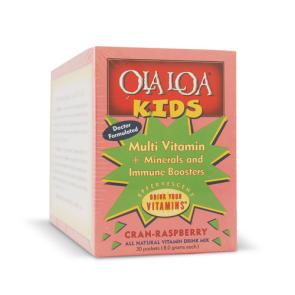 Ola Loa KIDS Multi-vitamin Drink Mix | Bulu Box - sample superior vitamins and supplements
