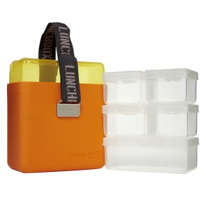OOTS! Lunchboxes Gray   Bulu Box