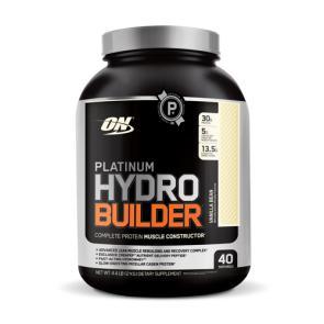 Optimum Nutrition Hydrobuilder Vanilla | Bulu Box - sample superior vitamins and supplements