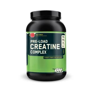 Optimum Nutrition Pre-Load Creatine Complex  | Bulu Box - sample superior vitamins and supplements
