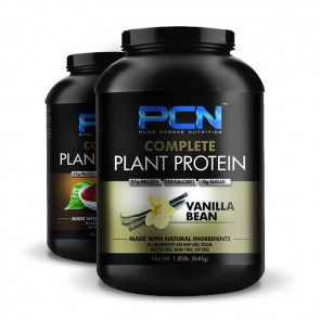 Complete Plant Protein Vanilla Bean & Dark Cocoa | Bulu Box - sample superior vitamins and supplements