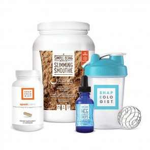 Resolutions Bundle - Chocolate | Bulu Box - sample superior vitamins and supplements
