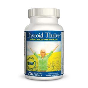 RidgeCrest Herbals Thyroid Thrive | Bulu Box - sample superior vitamins and supplements
