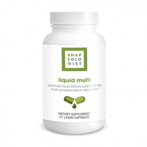 Shapeology Liquid Multi | | Bulu Box Sample Superior Vitamins and Supplements