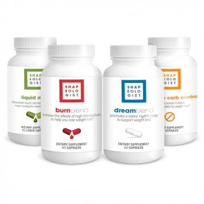 Shapeologist Morning, Noon and Night Bundle | Bulu Box
