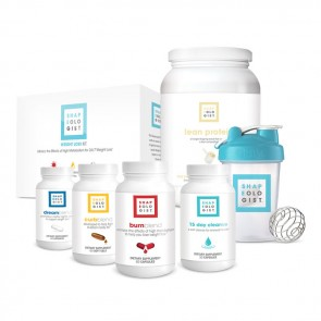 Shapeologist Weight Loss Kickstarter Bundle | Bulu Box - Sample Superior Vitamins and Supplements