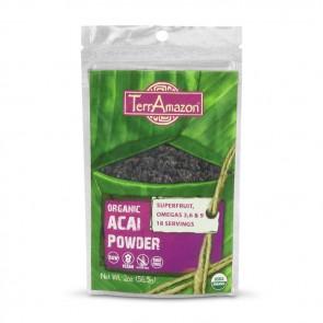 TerrAmazon Organic Acai Powder | Bulu Box - sample superior vitamins and supplements