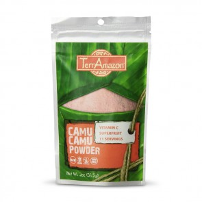 TerrAmazon Camu Camu Powder | Bulu Box - sample superior vitamins and supplements