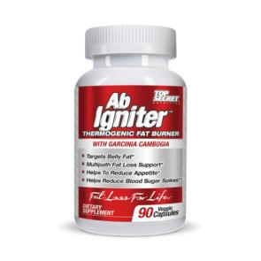 Top Secret Ab Igniter | Bulu Box - sample superior vitamins and supplements