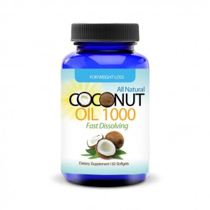 Extra Virgin Coconut Oil 1000 | Bulu Box - sample superior vitamins and supplements