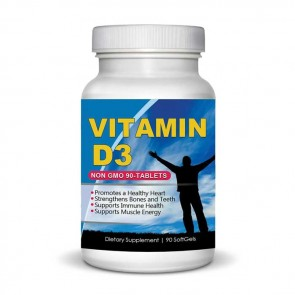 vitamin d3 | Bulu Box