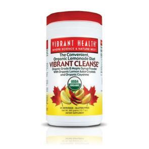 Vibrant Health Vibrant Cleanse   Bulu Box - sample superior vitamins and supplements