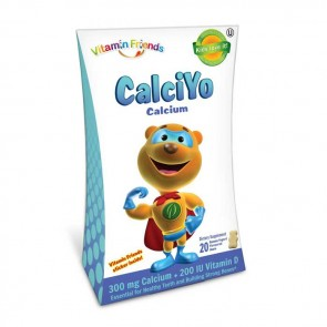 Vitamin Friends CalciYo Calcium | Bulu Box - sample superior vitamins and supplements