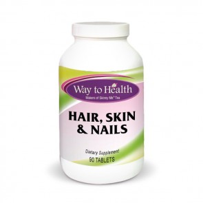 Way to Health Hair, Skin & Nails | Bulu Box Sample Superior Vitamins and Supplements