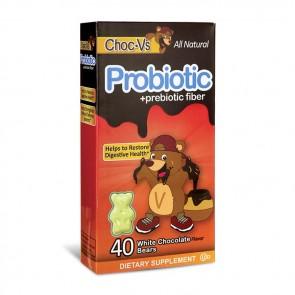 Yum-V's Probiotic + Prebiotic Fiber Kids | Bulu Box - sample superior vitamins and supplements