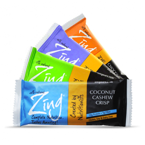 Zing Nutrition Bar Group | Bulu Box - sample superior vitamins and supplements