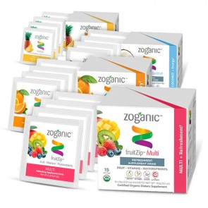Zoganic FruitZip Organic | Bulu Box Sample Vitamins, Supplements and Healthy Snacks Monthly